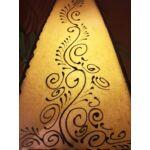Rahaf marrokkói álló lámpa natúr 50cm