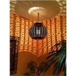 Candan marokkói mennyezeti lámpa