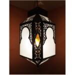 Dicle marokkói mennyezeti lámpa