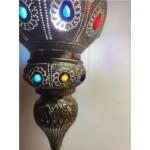 Gulshan indiai mennyezeti lámpa ezüst