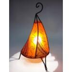 Kayra marrokkói álló lámpa narancs