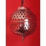Safiye marokkói mennyezei lámpa ezüst