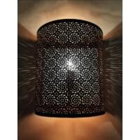 Aleyna marokkói fali lámpa