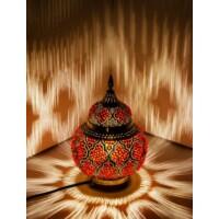 Alyah marokkói asztali/mennyezeti lámpa szett
