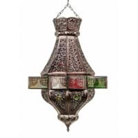 Alem marokkói mennyezeti lámpa