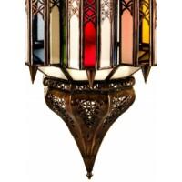Asham marokkói mennyezeti lámpa