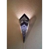 Fatima marokkói fali lámpa