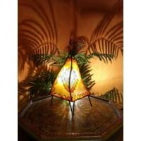 Hafa marokkói henna lámpa 38 cm