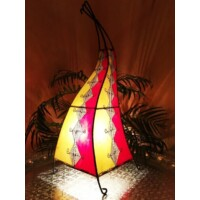 Noreen marokkói álló henna lámpa 65 cm