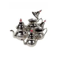 Andalous marokkói teakiöntő nagy