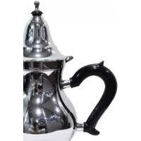 Baran marokkói teakiöntő ezüst 800 ml
