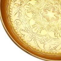 Afet arany marokkói tálca 31 cm