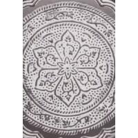 Fayek szürke-fehér marokkói tálca 40 cm