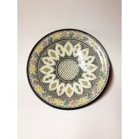 Aysun marokkói kerámia tányér
