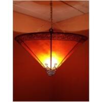 Abla marokkói mennyezeti lámpa
