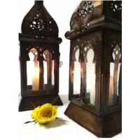 Badra marokkói mennyezeti lámpa