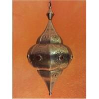 Elif marokkói mennyezeti lámpa szürke