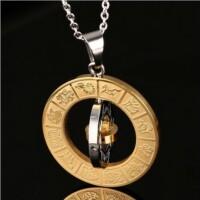 Asztrológiai konstellációs medál