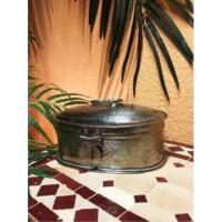 Harsha marokkói teázási kellék tartó box S