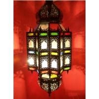 Sultanah marokkói mennyezeti lámpa