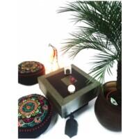 Zemira marokkói teázó asztal