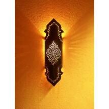 Mora fali marokkói lámpa