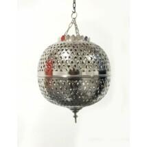 Safiye marokkói mennyezeti lámpa ezüst