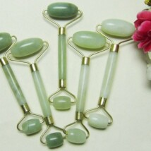 Jade köves masszírozó