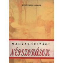 Réső Ensel Sándor Magyarországi népszokások