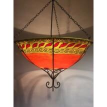 Demren marokkói henna mennyezeti lámpa
