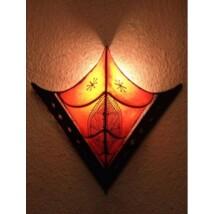 Furat mediterrán fali lámpa