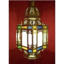 Moulatoi marokkói mennyezeti lámpa