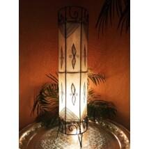 Neslihan marokkói álló lámpa natúr 80cm