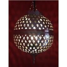 Safiye marokkói mennyezeti lámpa arany
