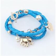 Shamballa karkötő elefántos