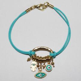 Fatima szeme  karkötő
