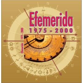 Efemerida 1975-2000