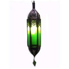 Marokkói lámpa zöld