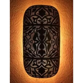 Tasmin marokkói fali lámpa