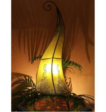 Daya marokkói henna lámpa