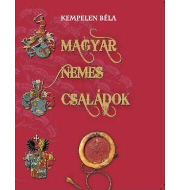 Kempelen Béla Magyar nemes családok IV. FA-HÁZY