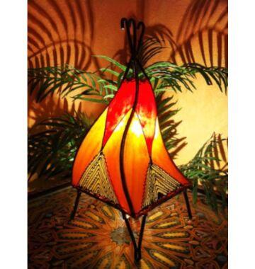Emel marrokkói álló lámpa multi