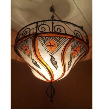 Fatinah marokkói henna mennyezeti lámpa