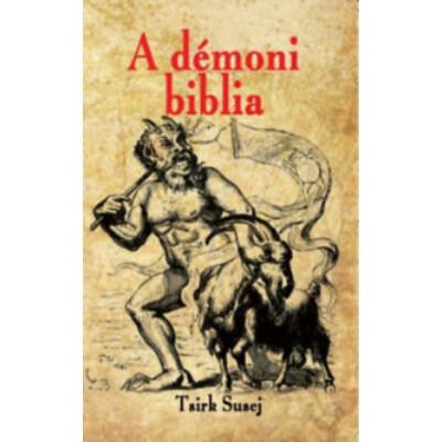 Tsirk Susej a mágus A démoni biblia