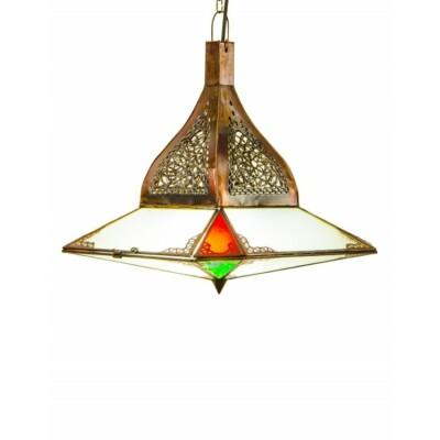 Ufod marokkói mennyezeti lámpa