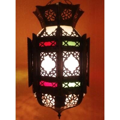Aynoura marokkói mennyezeti lámpa