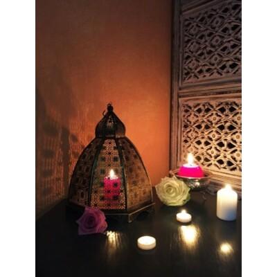 Olcay marokkói lámpa