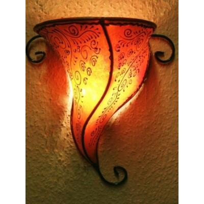 Rahaf marrakeshi henna fali lámpa