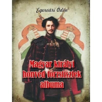 Egervári Ödön Magyar királyi honvéd törzstisztek albuma