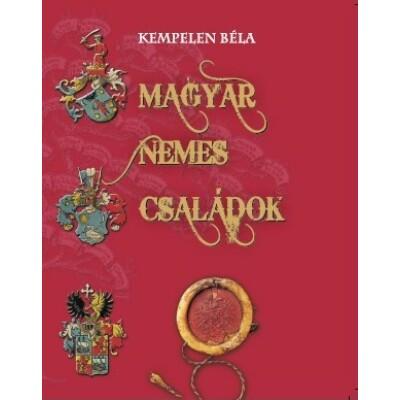 Kempelen Béla Magyar nemes családok V. HÉ-KEZY